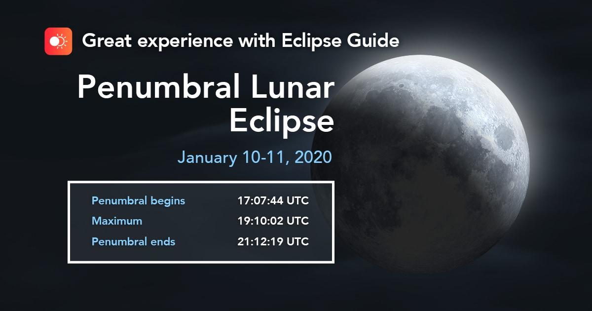 Eclipse Guide - Guía de eclipses para iOS y Android